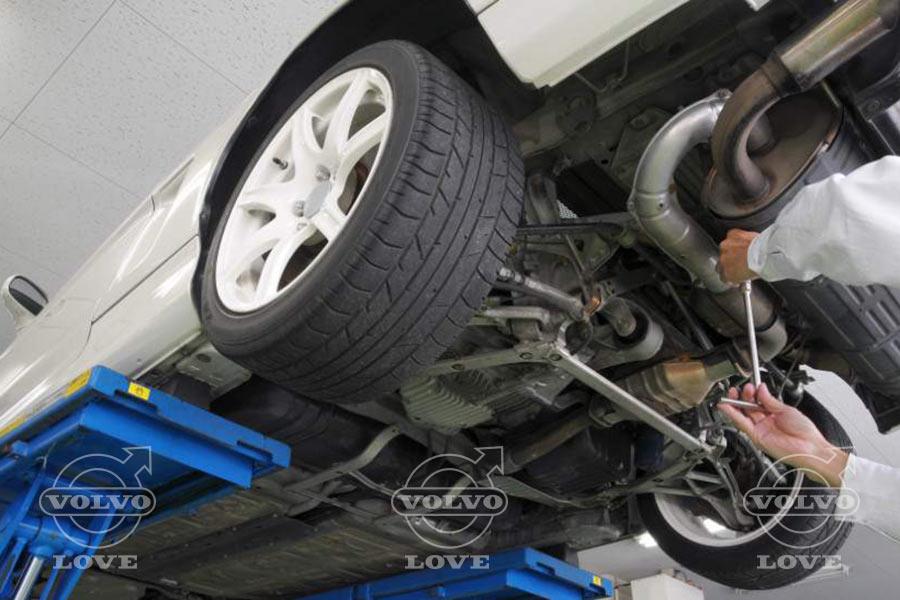 Техническое обслуживание Volvo